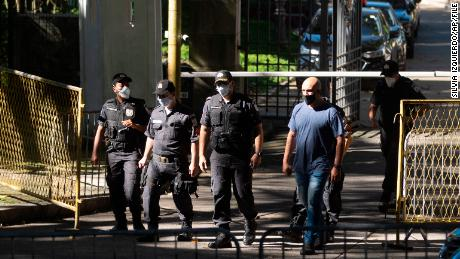 Since the coronovirus case exploded in Brazil, investigate the alleged corruption