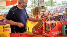 Fireworks at home: Risks and safer alternatives, as sales skyrocket