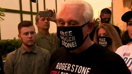 Justice Department Releases Roger Stone Switch Documents