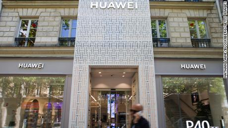 Huawei's hopes of global supremacy have dashed