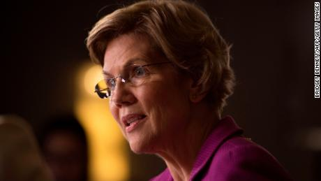 Exclusive: Elizabeth Warren calls out CEOs for 'weak and meaningless' climate commitments