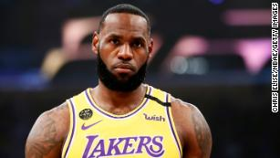 LeBron James uses media interview after first scrimmage to 'shed light on justice for Breonna Taylor'