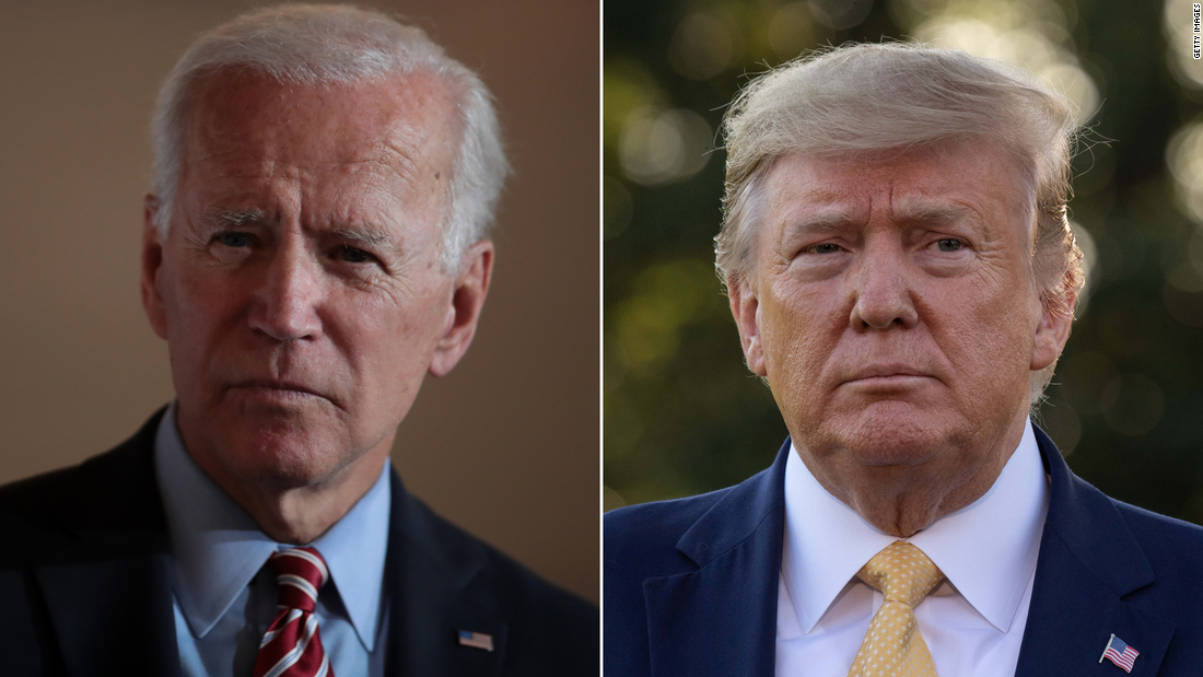 Analysis: How Biden continues to consume into Trump's base