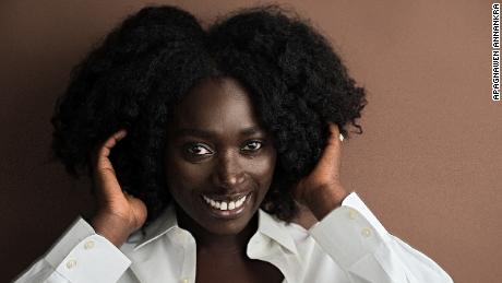 Nana Konamah has started a campaign around period stigma to fight the silence around heavy periods.