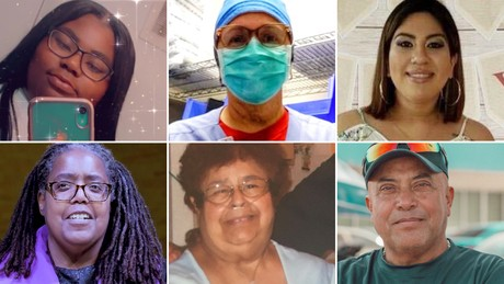 These are some of the thousands of people who've died since the US reopened