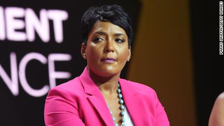 Mayor of Atlanta Keisha Lance Bottoms speaks onstage during the 2018 Essence Festival presented by Coca-Cola on July 7, 2018, in New Orleans, Louisiana.