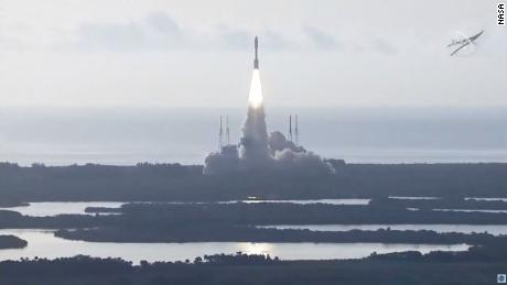 Launch of Mars: NASA sends persistence rover to space