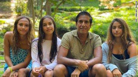 Dr Sanjay Gupta answers questions about your child's coronavirus