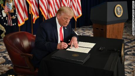 Trump's executive actions bring limited relief as economy falters