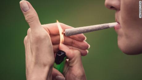 According to the study, toxins in marijuana smoke can be harmful to health