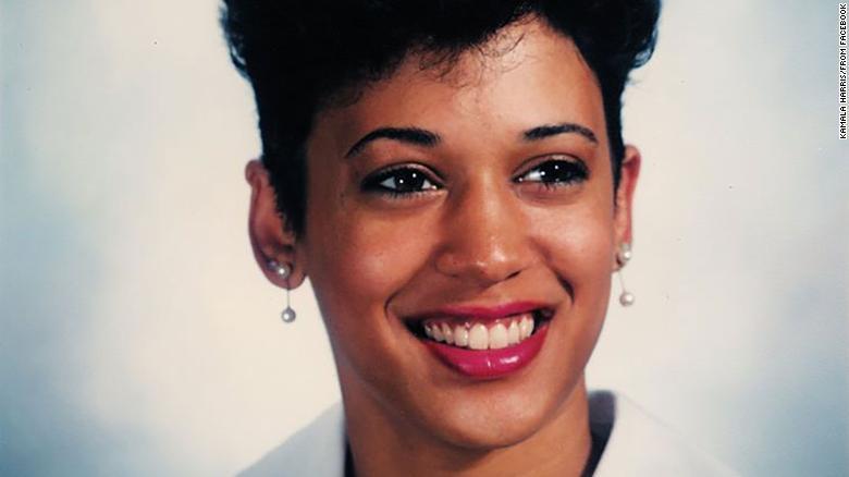 Harris got her bachelor's degree from Howard University in Washington, DC.