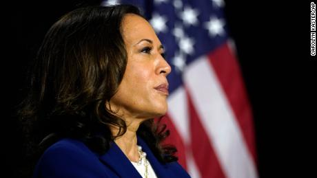 Sen. Kamala Harris is not only the first Black woman on a major party's presidential ticket but also the first Indian American.