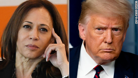 How Donald Trump could win the presidency -- and have Kamala Harris as his VP