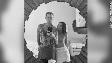 Machine Gun Kelly only wants to date Megan Fox, 'probably ever'