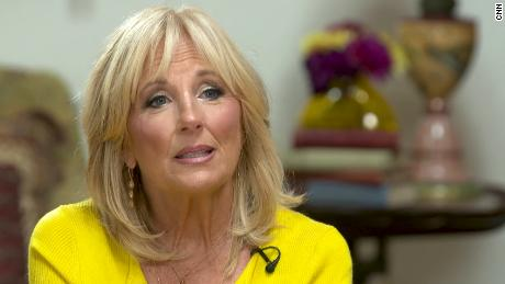 'Calm, steady, strong': Jill Biden says her husband is ready for first debate with Trump this week