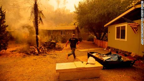 Wildfires are ripping the west coast.  How can you help here