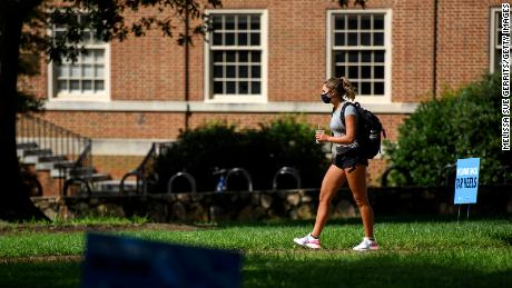 College leaders deserve a flunking grade for their reopening