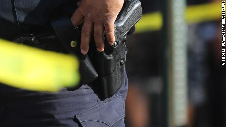 Why police shoot so many times to bring down a suspect