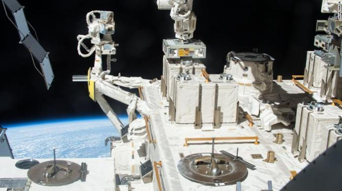 The bacterial exposure experiment, run from 2015 to 2018, utilized the Exposed Facility located outside Kibo, the Japanese Experimental Module of the International Space Station.