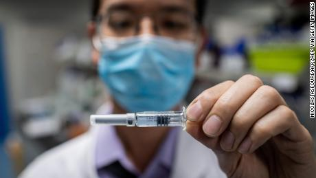 Inside the company at the forefront of China's push to develop a coronavirus vaccine