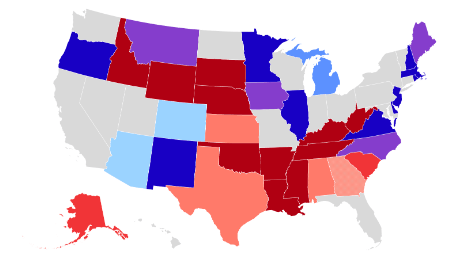 The 10 Senate seats most likely to flip in 2020
