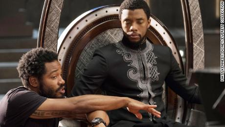 Ryan Coogler, 'Black Panther' director, pays tribute to Chadwick Boseman