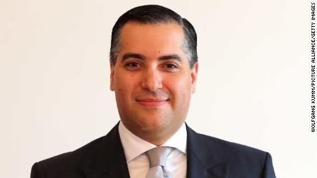 มุสตาฟาอาดิบนักการทูตเลบานอนเสนอชื่อนายกรัฐมนตรีก่อนการเยือนมาครง