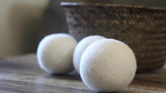 Smart Sheep Wool Dryer Balls