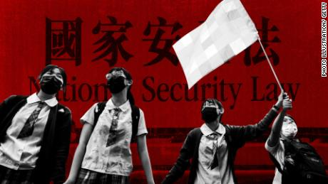 As Hong Kong's academic year begins, it's unclear what can legally be said in a classroom -- and whether student activism is a thing of the past