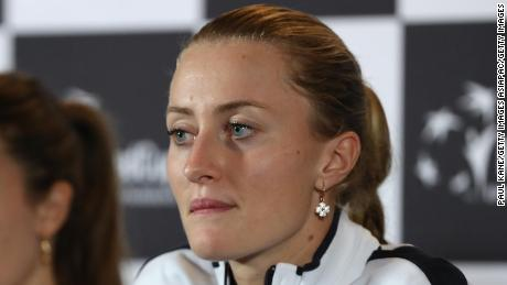 Mladenovic withdrawn from US Open doubles after coming into contact with player who tested positive for coronavirus