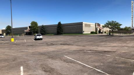 A former Sears at Grand Teton Mall in Idaho Falls, Idaho is being renovated into a public school.