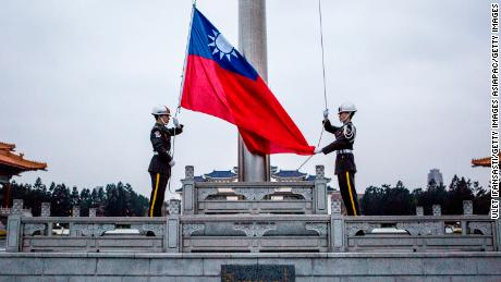 Taiwan appears determined to create an anti-Beijing alliance as Chinese state media warns of potential sanctions against US