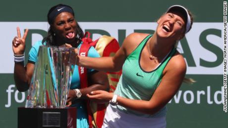 Serena Williams and Victoria Azarenka: Friends, moms and tennis greats set for blockbuster US Open battle