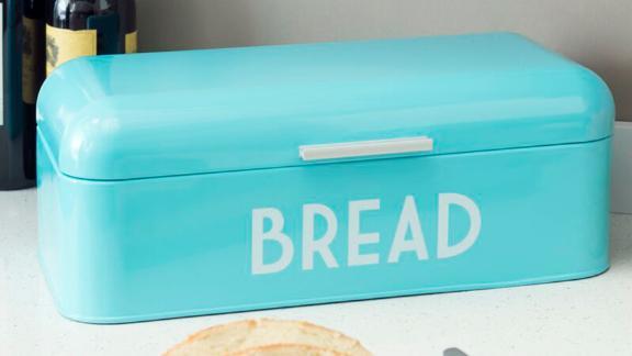 Rebrilliant Cargo Metal Bread Box
