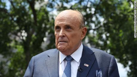 Trump puts Giuliani in charge of post-election legal fight after series of losses