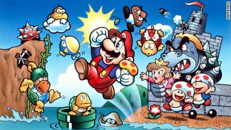 The surprising reason Nintendo made Super Mario a plumber 35 years ago
