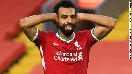 Mo Salah wrapped up victory for Liverpool with his third goal and the side's fourth in the 4-3 opening day win over Leeds United.
