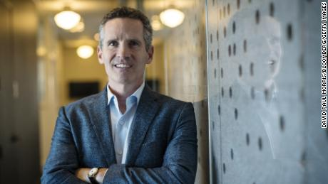 """Dan Springer, a 25-year veteran of Silicon Valley and the CEO of DocuSign, acknowledges the tech boom is startling. """"It is a little bit mind-blowing,"""" Springer said in an interview. """"I don't feel like we're in a bubble. I do think there is substance behind the valuations."""""""