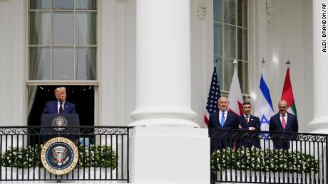 Two Gulf nations recognized Israel at the White House. Here's what's in it for all sides