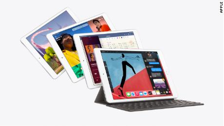 Apple reveals new iPads and Apple Watch