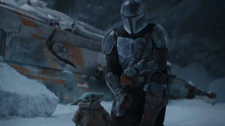 'The Mandalorian' was nominated for 15 Emmys, including best drama.