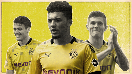 Borussia Dortmund. The football factory where superstars are made