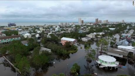 The climate crisis could be making Hurricane Sally worse. Here's how