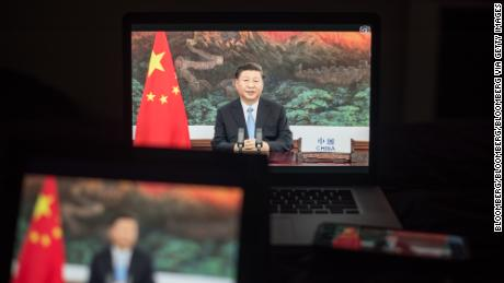 Contrast couldn't be greater between Trump and Xi at the UN, but Chinese leader is the true authoritarian