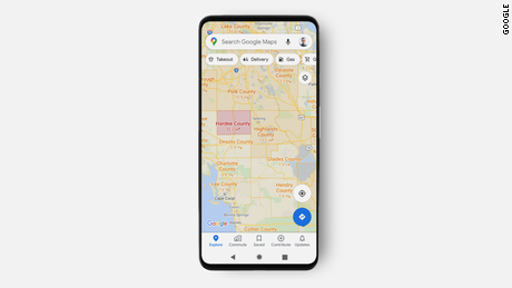 Google Maps will soon show the number of Covid-19 cases.