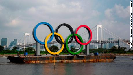 Olympic organizers reveal plans for scaled-down Tokyo event