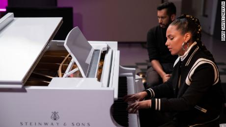 """Song Exploder"" takes an in-depth look at how artists like Alicia Keys create a work of music."