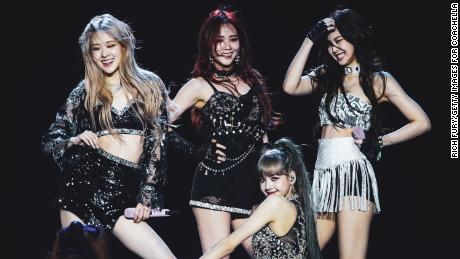 K-pop sensation Blackpink's debut studio album drops this Friday.