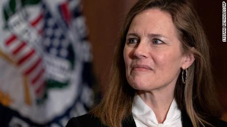 Amy Coney Barrett's record of advocating for limits to abortion rights
