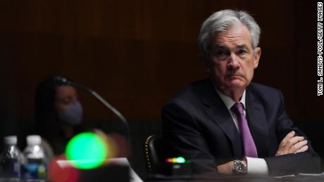 The Fed Chairman says, we will never go back to the old economy